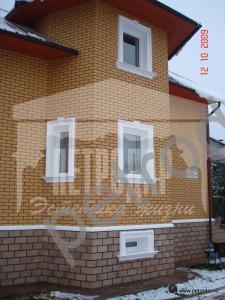 ПОСЛЕ декоративного оформления фасада