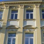 Лепной фасадный декор LEAR