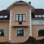 Декоративное оформление фасада