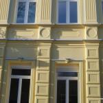 Архитектурный декор фасада LEAR